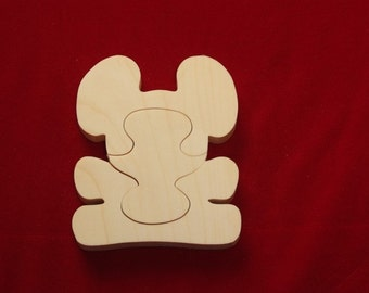 Mouse Puzzle