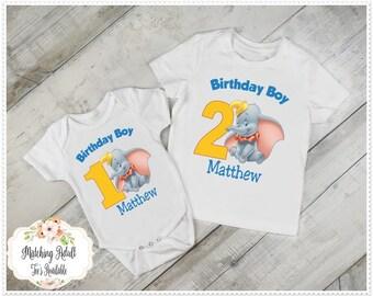 Dumbo Birthday Etsy