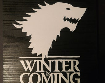 Game Of Thrones Winter Is Coming 9x9