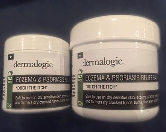 "Eczema & Psoriasis Balm ""DITCH THE ITCH"""