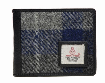 Harris Tweed Wallet - Bifold