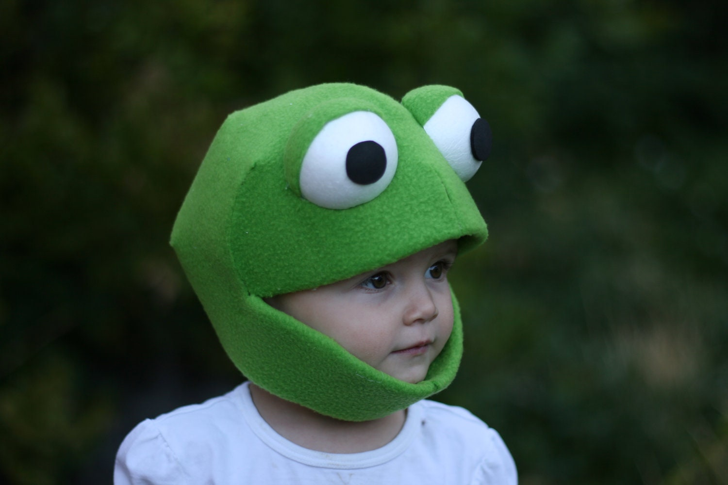 ?zoom  sc 1 st  Etsy & Frog Mask Child Size Small Medium or Large
