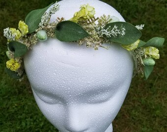 Spring Has Sprung Headpiece