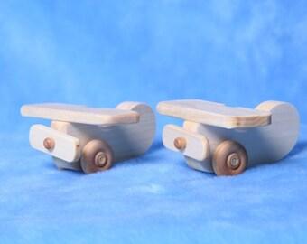 Wood Airplanes