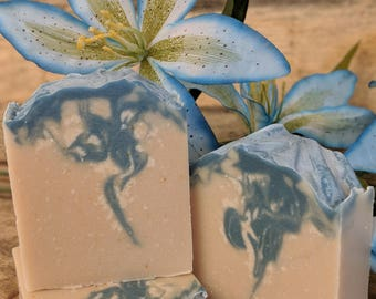 Morning Rain Goat Milk Soap