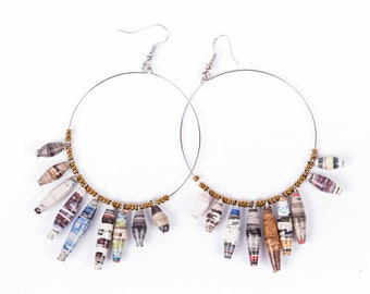 Rana earrings - multicolored