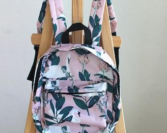 backpack| backpack design| swan