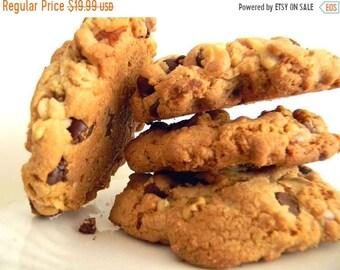 MÉGA vente moelleux chocolat & noix biscuits - demi-douzaine (6 biscuits)