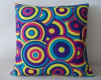 Pillow Cover Retro Lollipop