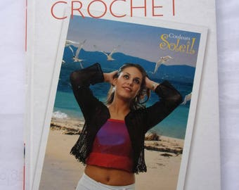 BOOK JACKETS CROCHET SMALL TANKS TOPS