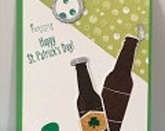 Happy Happy St. Patrick's Day Card