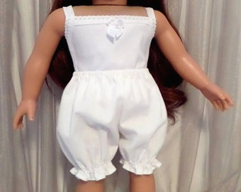 Signature Collection / Doll Panties / Doll Bloomers / 18 Inch Doll Clothes / Doll Clothes / Doll Accessories - Fits American Girl Doll -2516
