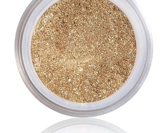 Natural Radiance, Pure Mineral Glow, All Over Color, Golden Luminizer, Gold Highlighter, Natural Illuminator, Golden Peach, TOPAZ, Make Up