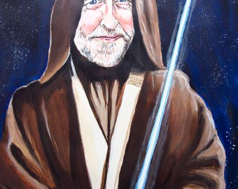 Jedi Jeremy Corbyn original artwork