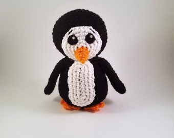 Crochet Penguin pattern