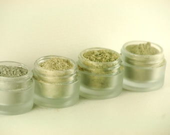 Detox Facial Mask Sampler Set - Oily/Acne Skin Care