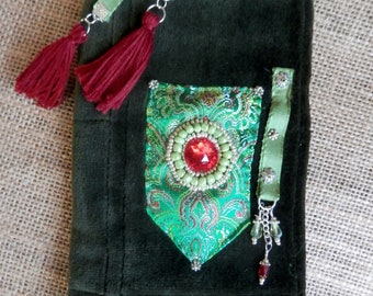 Fabric pouch for Tarot or Runes set