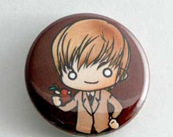 Death Note - Light Button
