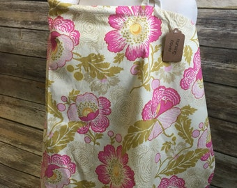 EXTRA COVERAGE Nursing Cover in Soul Blossom