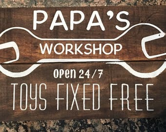 Papa's Workshop