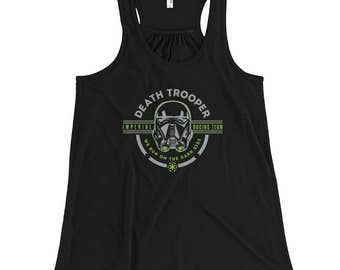 Death Trooper tank top
