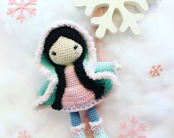 Eskimo Girl Crochetpattern