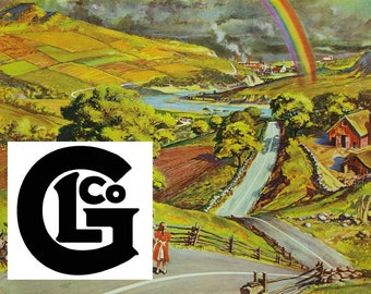 """GP13227 """"The Promised Land"""" by McCarthy"""