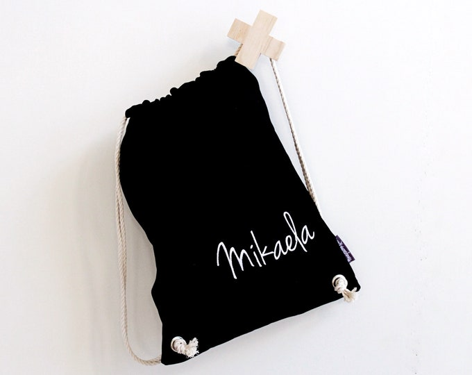 Featured listing image: Name Bag Black