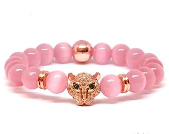 Rose Gold Panther