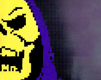 Skeletor Inspired by Masters of the Universe