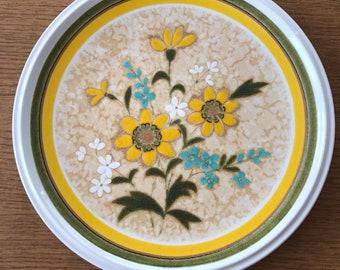 Vintage Mikasa Dinner Plate