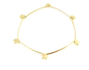 Birdhouse Jewelry - Tiny Star Bracelet