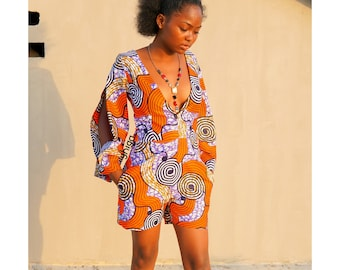 SHAN Ankara Playsuit