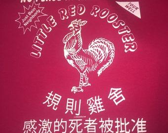 Little Red Rooster shirt Grateful Dead Shirt Grateful Dead Inspired