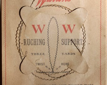 Warrens Ruching Support