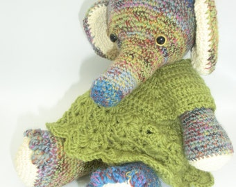 Elephant Softtoy