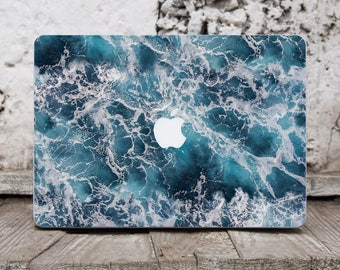 Macbook Pro Sleeve, MacBook Pro Case, Monogrammed, Personalized Cover, 13  inch Beautiful laptop cover to keep your device clean and safe.