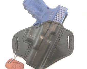 Glock 19 / 23 - Handcrafted Leather Pistol Holster