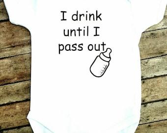 Baby Onesie- Baby Shower Gift, Bodysuit, Onesie, Baby bodysuit, Baby Gifts, Funny Baby Onesie, Baby Boy, Baby Girl, 100% cotton