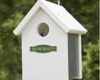 Airflow Songbird House