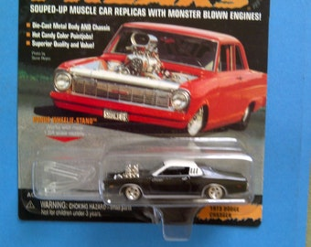 1973 Dodge Charger Street Freak new on card