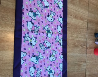 Snoopy Valentine Table Runner