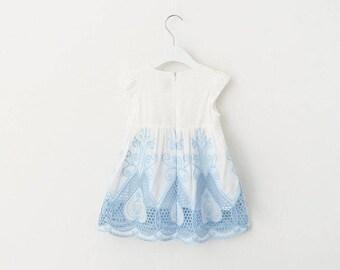 Girls Spring Day Dress