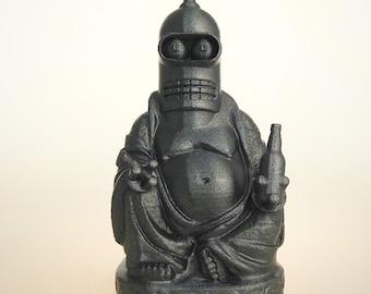 Futurama - Bender Buddha (Dark Steel)