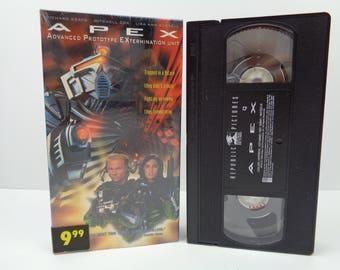 APEX VHS Tape 1993