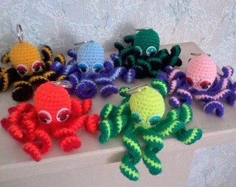 Easy Amigurumi Octopus : Eden is only a dream away cute crochet jellyfish amigurumi pattern