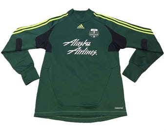 Adidas Portland Timbers Long-Sleeved Jersey