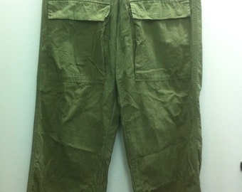 5 Pockets Blue Way Clothing Field Operation Cargo Military Combat Army