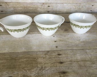 Correlle spring blossom cups