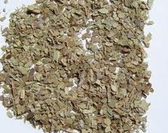 Wintergreen Herb Cut 2 Oz  Great Fragrance New Crop Hard To Find Dried Herb For Tea Or Brewing Or Crafting